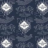Flanell-Stoff Harry Potter – CAMFLAN06 Karte des