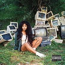 sza ctrl album cover