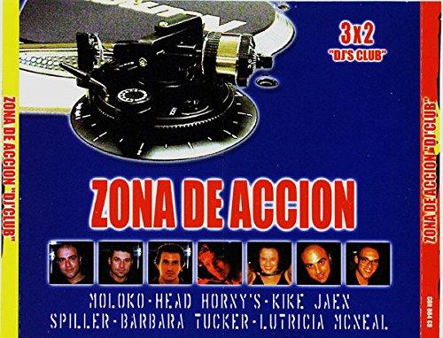Zona De Acción 3x2 Dj's Club