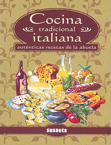 Cocina tradicional italiana [Lingua spagnola]