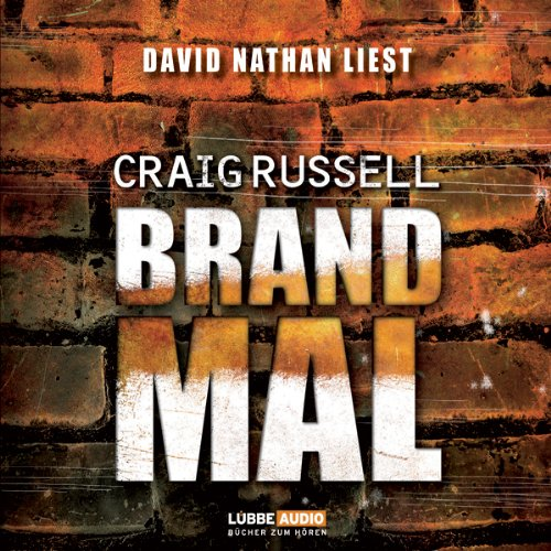 Brandmal audiobook cover art