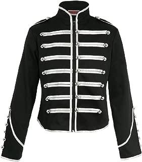 Men's Steampunk MCR Military Parade Jacket