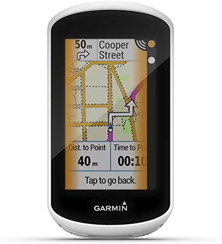 Garmin - Edge Explore - Compteur Vélo GPS - Pré-chargé Cartes Garmin Cycle Map Europe - 47 Pays - 12h d'Autonomies - ...