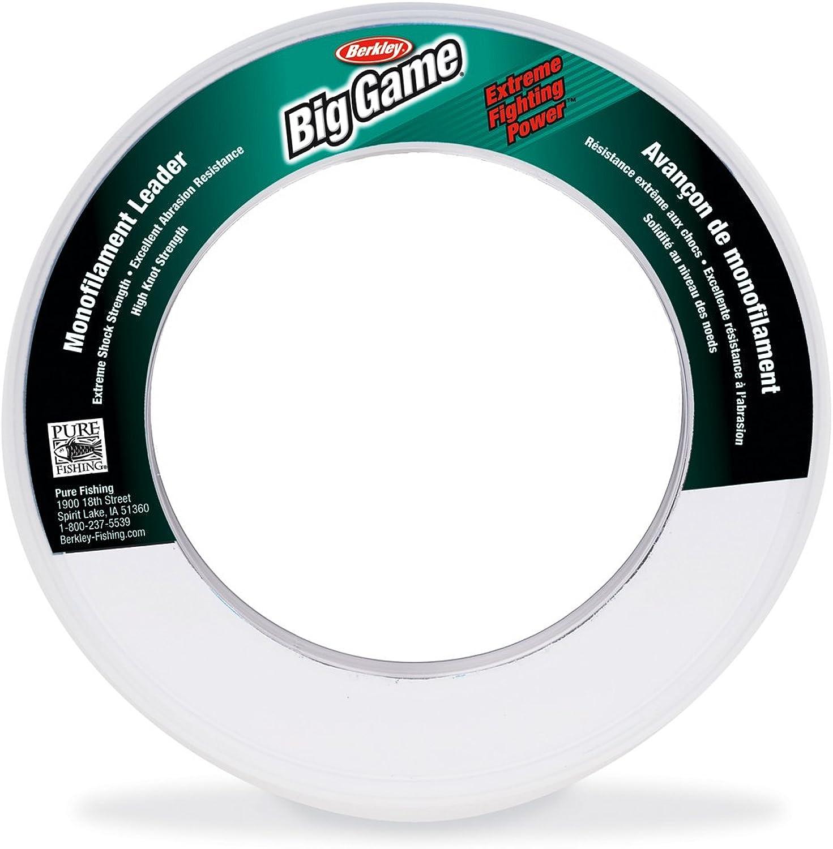 Berkley Trilene Trilene Trilene Mono Big Game Filament Line, 15 kg, transparent B000B5H372  Stabile Qualität 31b866