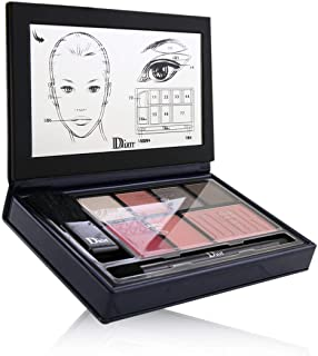 Christian Dior Ultra Dior Be Bare Fashion Palette (4x Eyeshadow, 2x Lip, 1x Blush) 13.2g