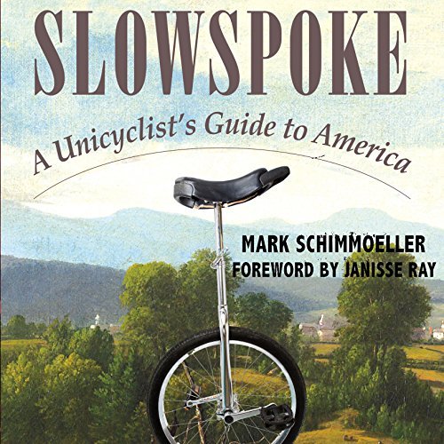 Slowspoke audiobook cover art