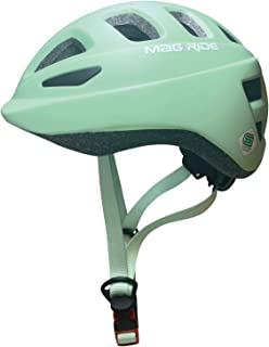 日本最軽量 Mag Ride イチハチロク 46-50cm SG規格 自転車 ヘルメット 子供用 キッズヘルメット 幼児 スケート ストライダー 安全 ジュニア こども用 男の子 女の子 通学 アジャスター付き キッズ 子供 プロテクター 1...