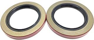 (Pack of 2) WPS Trailer Axle Hub Wheel Grease Seal 10-36 (22333TB) 5200-7000# E-Z Lube 2.250'' X 3.376''