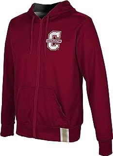 ProSphere College of Charleston University Men's Zipper Hoodie, School Spirit Sweatshirt (Solid)