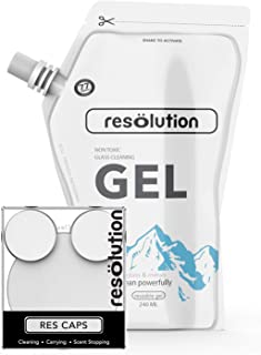 Res Gel & Res Caps Pipe Cleaning Bundle (White)
