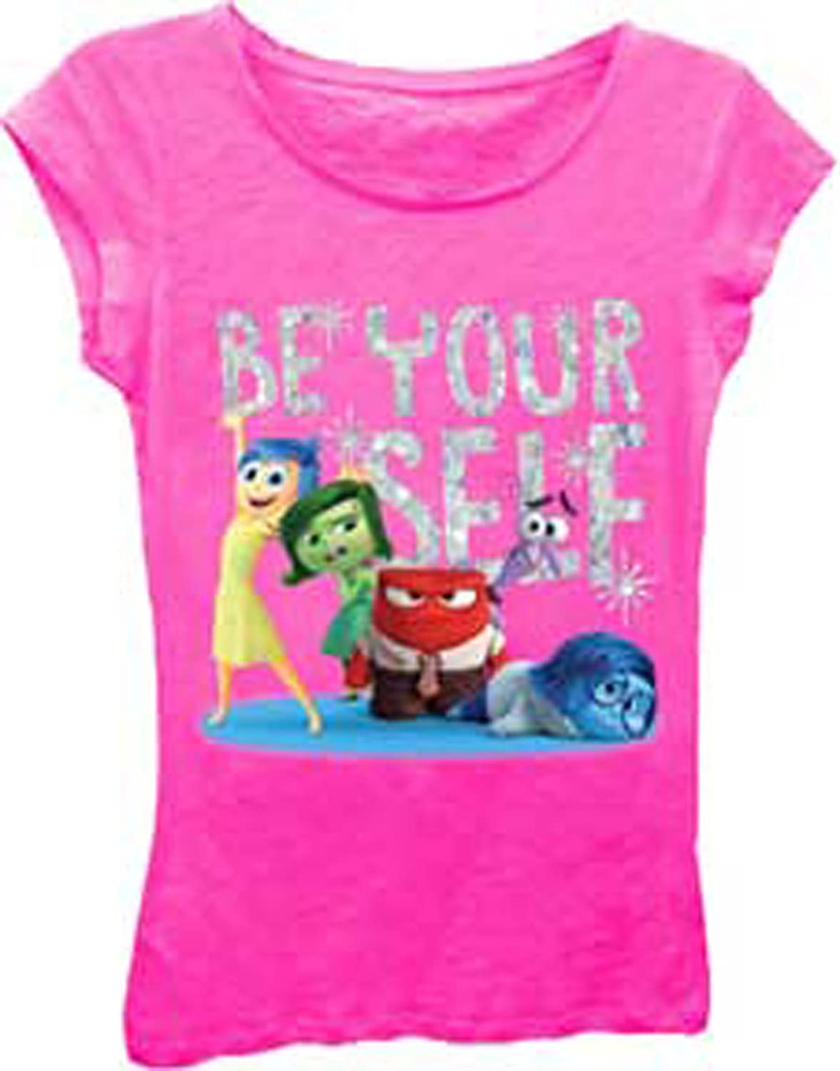 Freeze Kids Girls Inside Out Be Yourself Girls TShirt 5 6