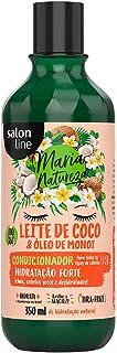 Condicionador Uso Diário 350ml Maria Natureza Leite de Coco Unit, Salon Line