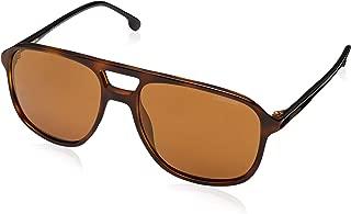 Carrera 173/s Gafas de sol para Hombre, Dark Havana, 56 mm