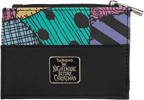 The Nightmare Before Christmas Women Wallet ID Card Coin Holder Purse Wallet