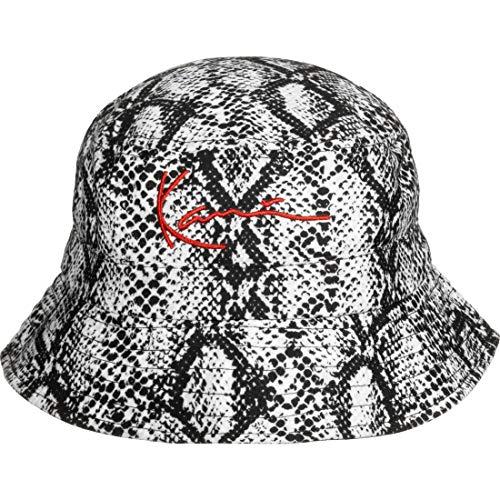 Karl Kani Damen Hüte Kk Signature Snake schwarz Einheitsgröße