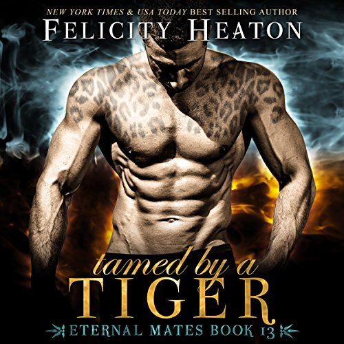 Tamed by a Tiger audiobook cover art