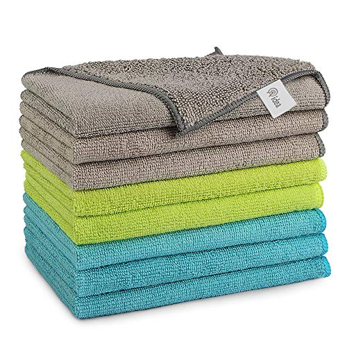 Microfiber Cleaning Cloths (8 pk)
