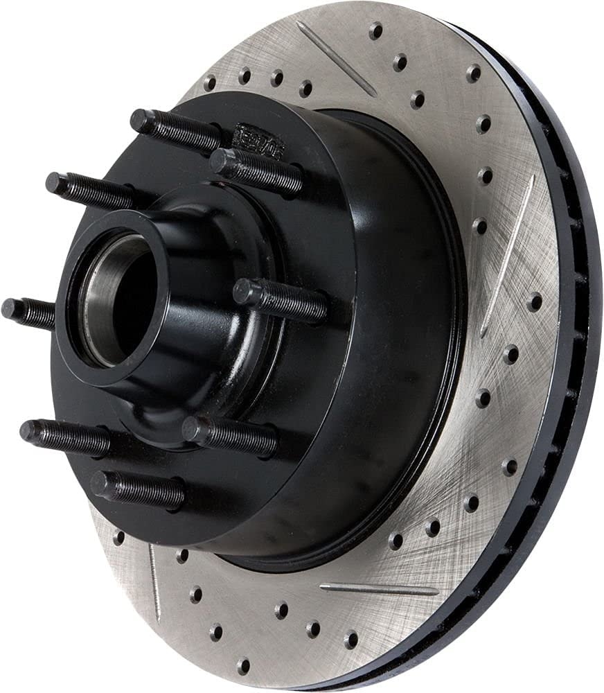 StopTech 127.61090CR Brake Max Louisville-Jefferson County Mall 41% OFF Rotor