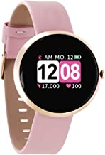 X-Watch SIONA Colour FIT TFT Women's Smartwatch, Activity Tracker, Android and Apple iOS