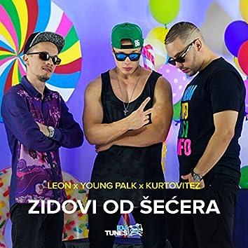 Zidovi Od Šećera (feat. Young Palk, Kurtovitez)