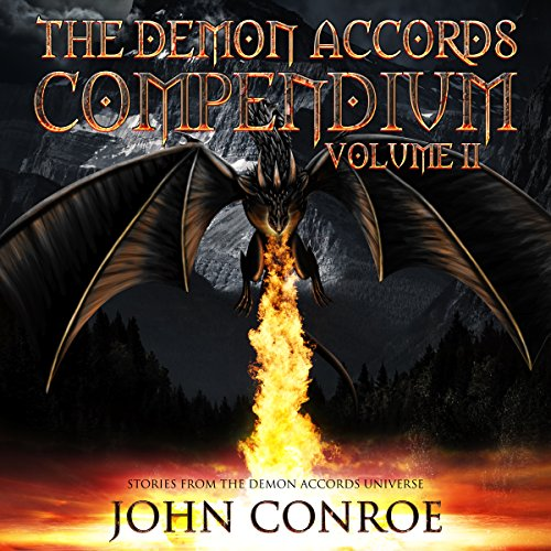 The Demon Accords Compendium, Volume 2 audiobook cover art