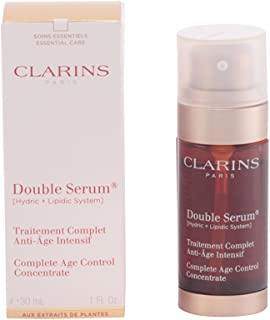 Clarins Double Serum Complete Age Control Concentrate Pores, 1 oz