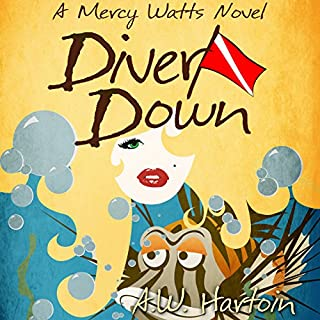 Diver Down audiobook cover art