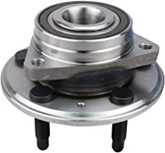 CRS NT513282 New Wheel Bearing Hub Assembly, Front/Rear Left (Driver)/ Right (Passenger), for Cadillac CTS (Exc.V, AWD)/ STS, Chevy Camaro/Berlinetta/Rally Sport/Super Sport &Z28