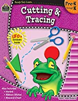 Cutting & Tracing: Pre-K - K (Ready Set Learn)