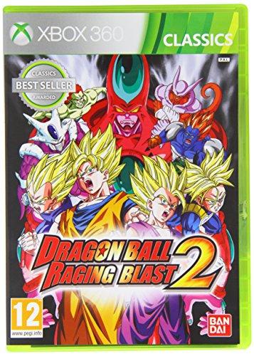 Dragon Ball: Raging Blast 2 Classics (XBOX 360) [importación inglesa]