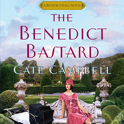 The Benedict Bastard audiobook cover art