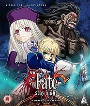 Fate Stay Night: Complete Collection (3 Blu-Ray) [Edizione: Regno Unito] [Reino Unido] [Blu-ray]
