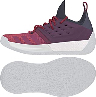 Performance Mens Harden Vol 2 Basketball Trainers Shoes - Purple - 13US
