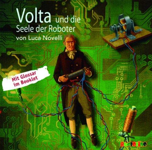 Volta und die Seele der Roboter Titelbild