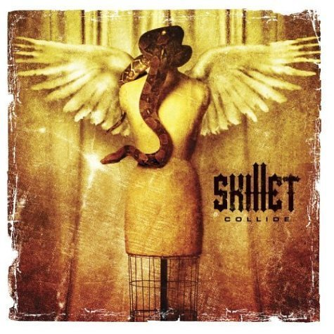 Collide by Skillet Enhanced edition (2004) Audio CD