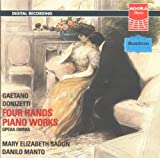 Donizetti: Works for Piano 4 Hands