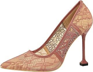 KemeKiss Women Fashion Stiletto Heels Summer Shoes
