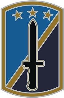 USAMM Army 170th Infantry Brigade Veteran Unit Sticker