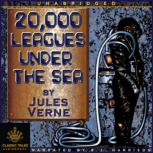 20,000 Leagues Under the Sea [Classic Tales Edition] cover art