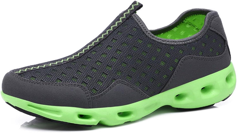 Yuanli Sport Women's Breathable Mesh Walking shoes,Slip On Sneakers
