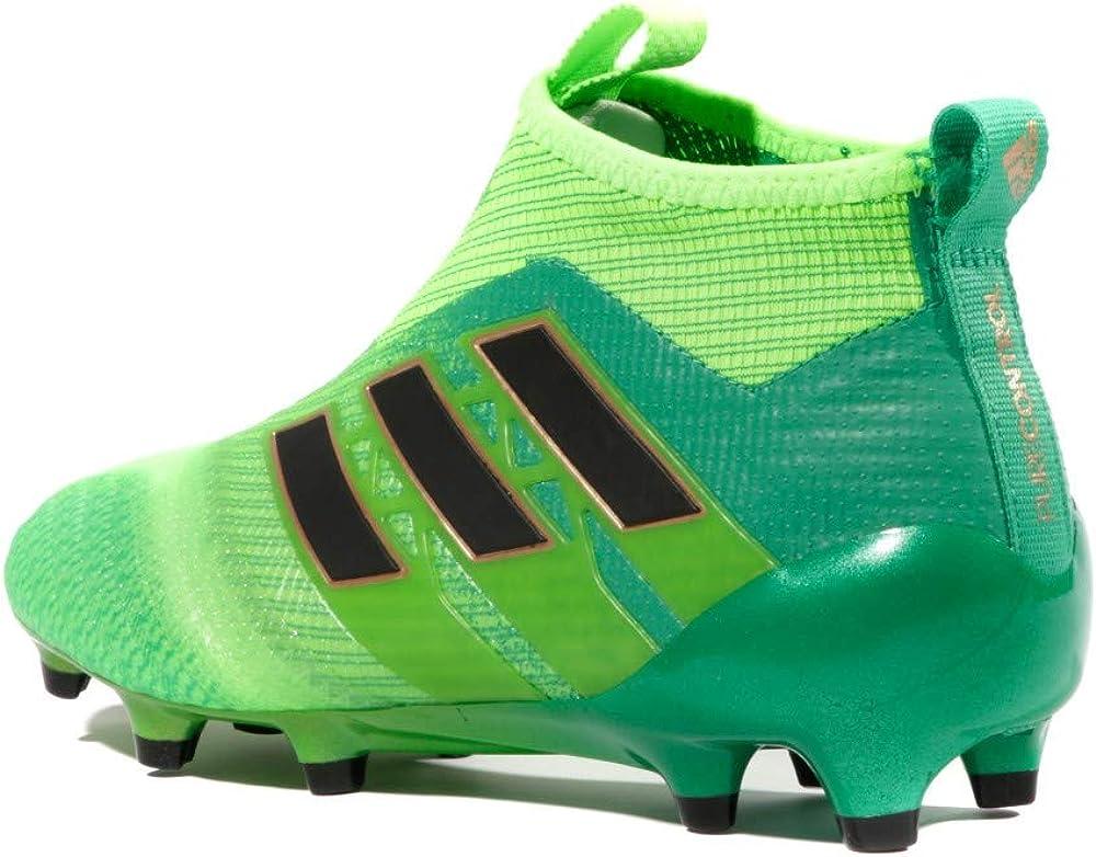 adidas Ace 17 Purecontrol FG Garçon Chaussures Football Vert ...