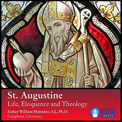 St. Augustine audiobook cover art