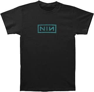Men's Blue Logo 2009 Tour Slim Fit T-Shirt Black