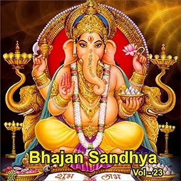 Bhajan Sandhya, Vol. 23
