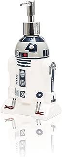 Star Wars 21661 - R2-D2 Seifenspender aus Keramik in Geschenkpackung, 10 x 6 x 21 cm