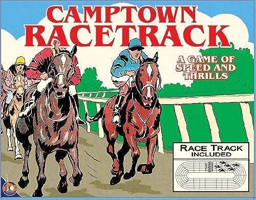 centro comercial de moda Camptown Racetrack by Perisphere Perisphere Perisphere And Trylon Games  caliente