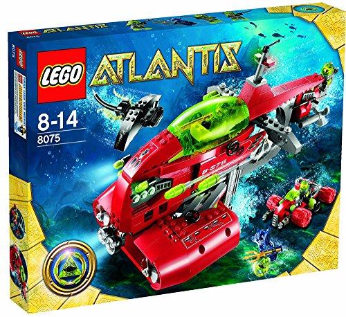 LEGO Atlantis 8075 - Neptuns U-Boot