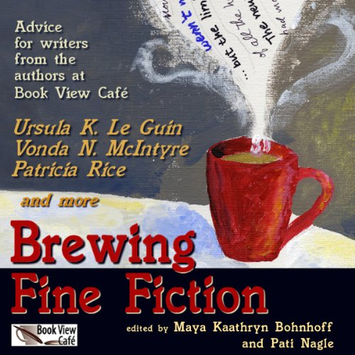 Brewing Fine Fiction audiobook cover art