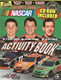 NASCAR Joe Gibbs Racing Activity Book 2008