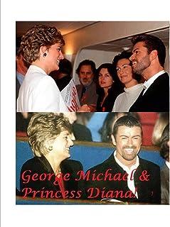 George Michael and Princess Diana!
